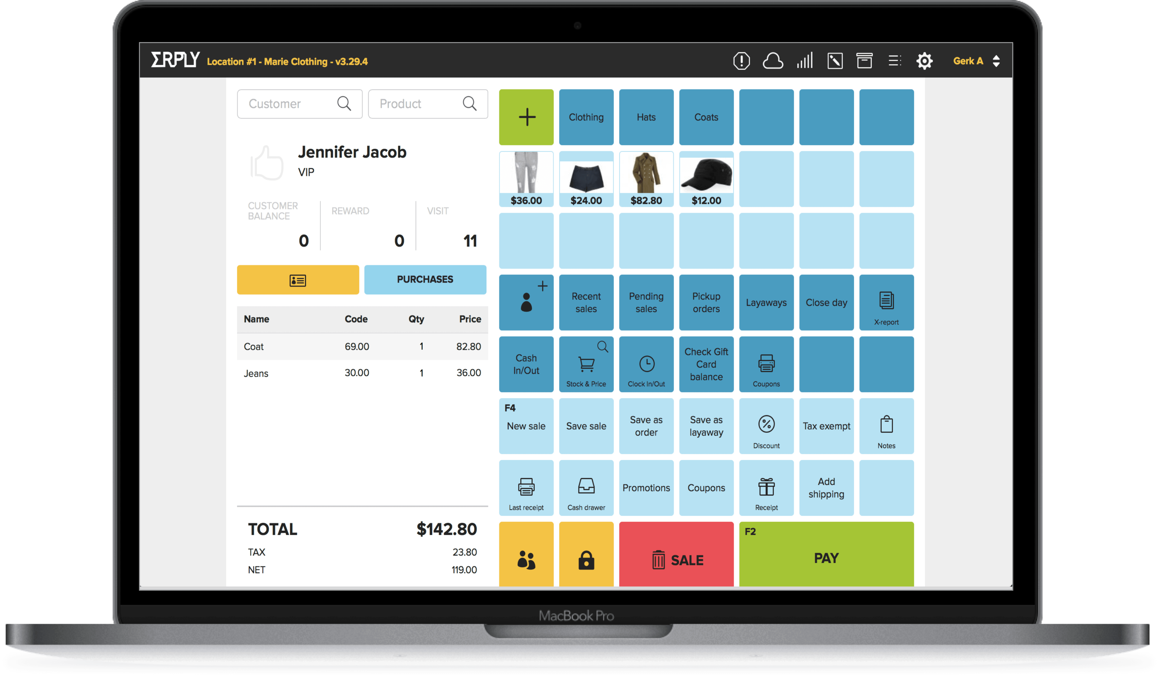 Free Cloud POS Software | Easy Windows POS Software for Retail